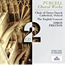 Purcell: Choral Works (2 CDs)