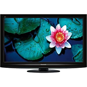 Panasonic VIERA TC-P50G25 50-Inch 1080p Plasma HDTV (2010 Model)