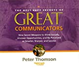 img - for The Best-Kept Secrets of the Great Communicators book / textbook / text book