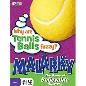 Malarky The Game of Believable Answers