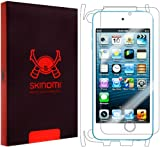 Skinomi TechSkin - Apple iPod Touch 5th Generation 5G Screen Protector Ultra Clear Shield + Full Body Protective Skin + Lifetime Warranty