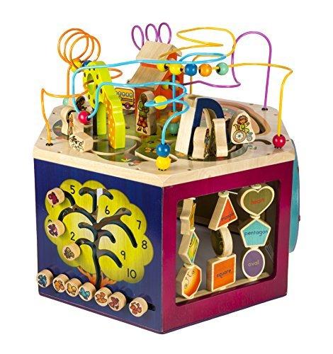 B. Toys Youniversity Activity Cube - 1
