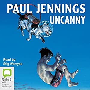 Uncanny Audiobook