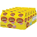 Reese's Pieces Easter Peanut Butter Pastel Eggs, 3.5-Ounce Cartons (Pack of 15)
