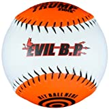 Trump® AK-EVIL-BP Evil Sports Synthetic Leather 12 Inch Batting Practice Softball (Sold in Dozens)