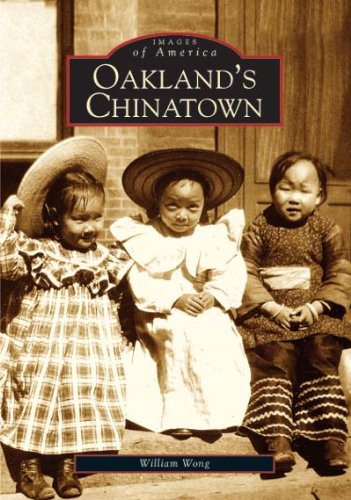 Oakland's  Chinatown   (CA)  (Images of America)