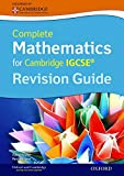 Complete Mathematics for Cambridge Igcserg Revision Guide