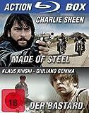Image de Made of Steel/Der Bastard - Action-Pack [Blu-ray] [Import allemand]