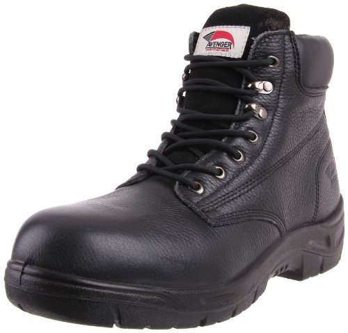 Avenger Safety Footwear Men's A7212 Steel Toe Boot