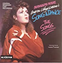 Song & Dance: The Songs-Original Broadway Cast Recording