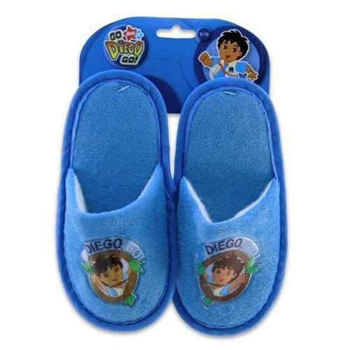 Cheap Diego Velvet Slippers, Closed Toe Case Pack 108 (B007XX8U7W)
