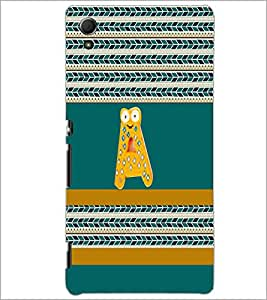 PrintDhaba GRANDbet A D-4325 Back Case Cover for SONY XPERIA Z4 (Multi-Coloured)