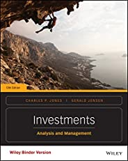 Investments: Analysis and Management, 13th Edition