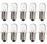 Ryobi Ridgid 18V Flashlight (10 Pack) Replacement 18V Flashlight Bulb # 780287001-10pk