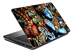 meSleep Krishna Laptop Skin