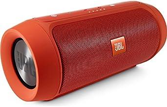 【国内正規品】JBL CHARGE2+ Bluetoothスピーカー IPX5防水機能 ポータブル/ワイヤレス対応 オレンジ  CHARGE2PLUSORGJN