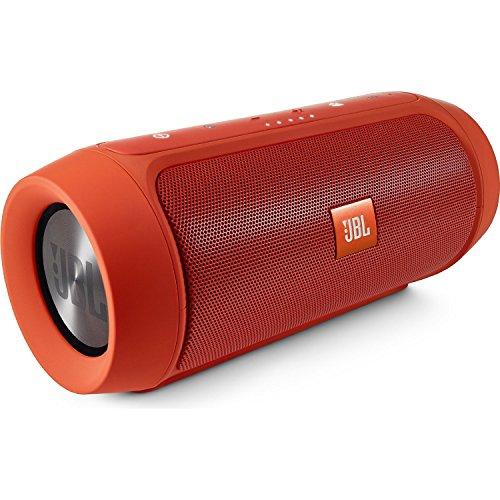 JBL CHARGE2+ Bluetoothスピーカー IPX5防水機能 ポータブル/ワイヤレス対応 オレンジ  CHARGE2PLUSORGJN【国内正規品】
