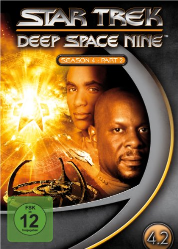 Star Trek - Deep Space Nine: Season 4, Part 2 [4 DVDs]