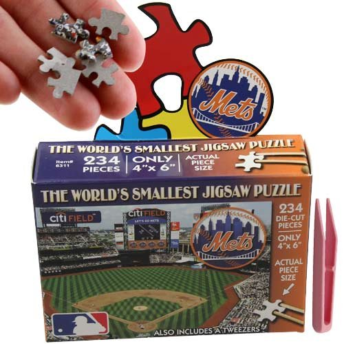 MLB New York Mets World's Smallest Puzzle