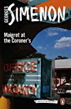 img - for Maigret at the Coroner's (Inspector Maigret) book / textbook / text book