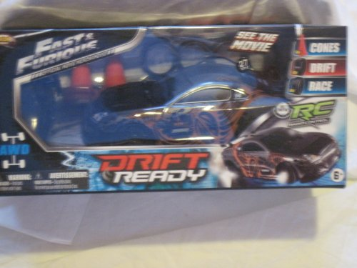 Save Price Fast & Furious - Black Drift Ready - Radio Control Car & Controller 49 MHZ  Review