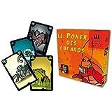 Gigamic - DRKPOK - Jeu de Cartes - Poker de Cafards