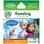 LeapFrog Learning Library Frozen