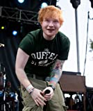 Ed Sheeran fabric poster 28