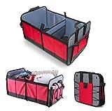 Yacool® premium de gran capacidad multi-uso maletero del coche de almacenaje del organizador del contenedor caja grande para los coches, SUV, camionetas, SUV, Inicio- plegable para un fácil almacenamiento más altas Gear Productos