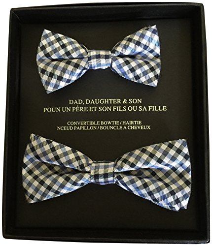saks-fifth-avenue-100-silk-father-and-son-formal-bow-tie-or-daughter-hair-bow-gift-set-blue-checkere