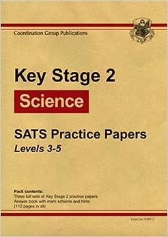Science papers ks2