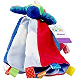 Mary Meyer Taggies Wheelies Blanket, Airplane Character