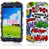 Samsung Galaxy S4 Active i9295 Silikon COMIC HAHA PLOP Case Schutz-H�lle Cover Schale handyh�lle thematys�