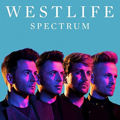 CD : WESTLIFE - Spectrum