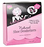 Hollywood Natural Shoe Deodorizers Owl Pattern