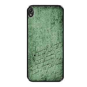Vibhar printed case back cover for Sony Xperia Z1 GreenGru