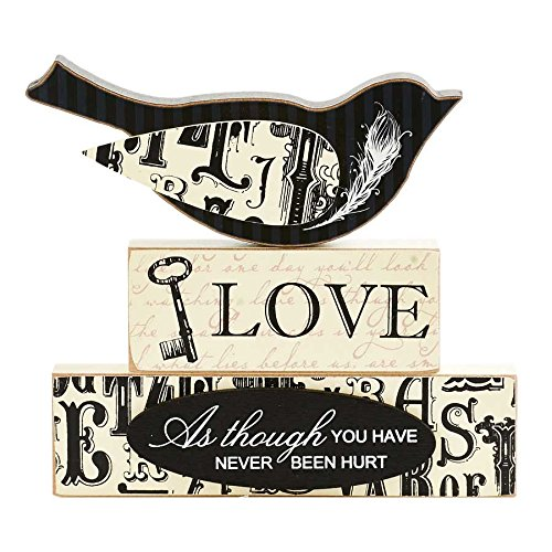 Love with Bird Two Bricks Set
