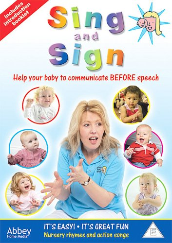 Sing And Sign [DVD]