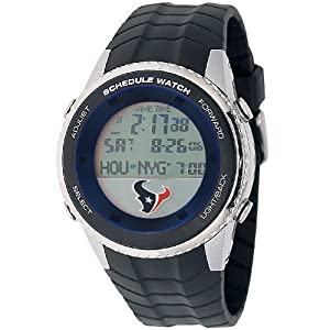 NFL Mens NFL-SW-HOU Schedule Series Houston Texans Watch by Game Time