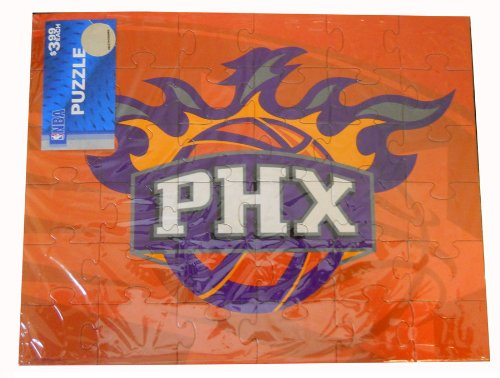 "PHX Phoenix Suns Logo 36pc Jigsaw Puzzle (10'x13"")"