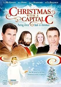 Christmas with a Capital C [Blu-ray]