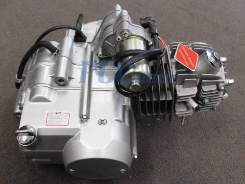125CC SEMI AUTO ENGINE MOTOR W REVERSE ATV QUAD GO KART 3 1