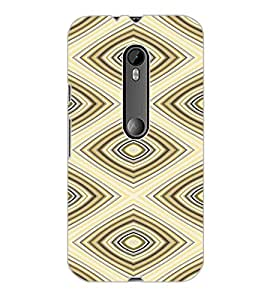MOTOROLA MOTO G3 PATTERN Back Cover by PRINTSWAG