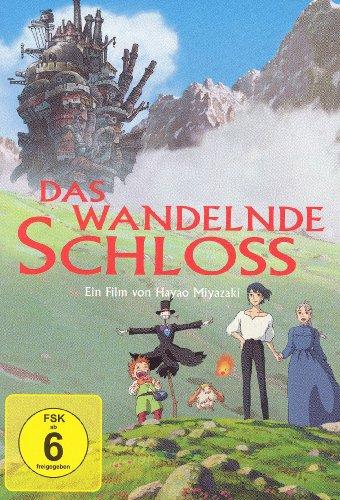 ハウルの動く城(ドイツ語版) Produkt-Information Das wandelnde Schloss