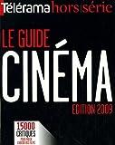 echange, troc Pierre Murat, Collectif - Télérama hors-série : Le guide du cinéma : 15 000 films à voir (télé, vidéo, DVD)