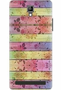 Noise Designer Phone Case / Cover for Micromax Bolt Q331 / Floral / Flower Design