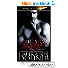 Haunting Blackie: 8 (Cyborg Seduction)