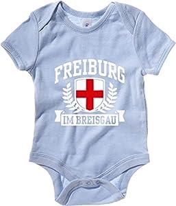 Cotton Island - Baby Bodysuit TSTEM0268 freiburg im breisgau tshirt