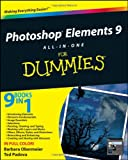 img - for Photoshop Elements 9 All-in-One For Dummies book / textbook / text book