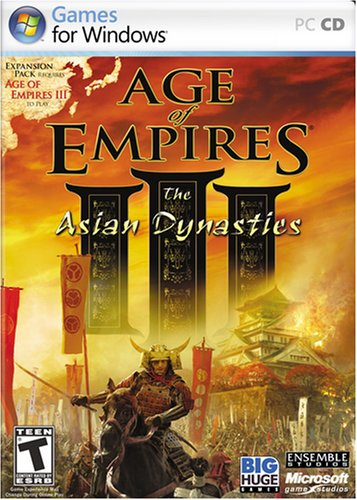 Age of Empires III The Asian Dynasties скачать